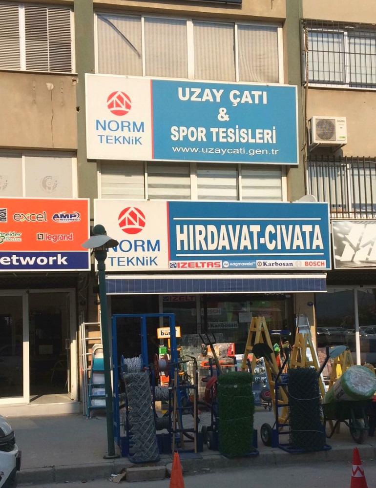Norm Sport İzmir Merkez Ofisi
